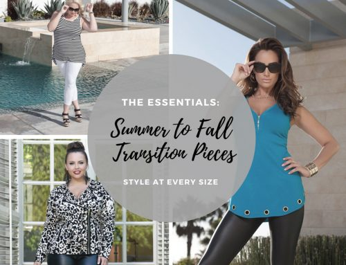 Our Favorite Items to Transition from Summer to Fall Fashion