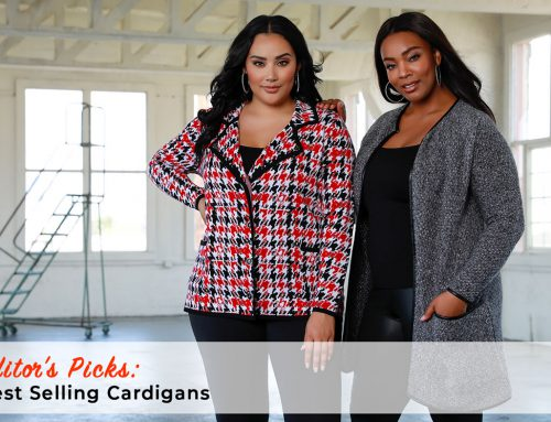 Editor's Pick: Plus-Size Holiday Cardigans