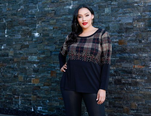 5 Best Plus Size Holiday Tunics to Wear with Leggings